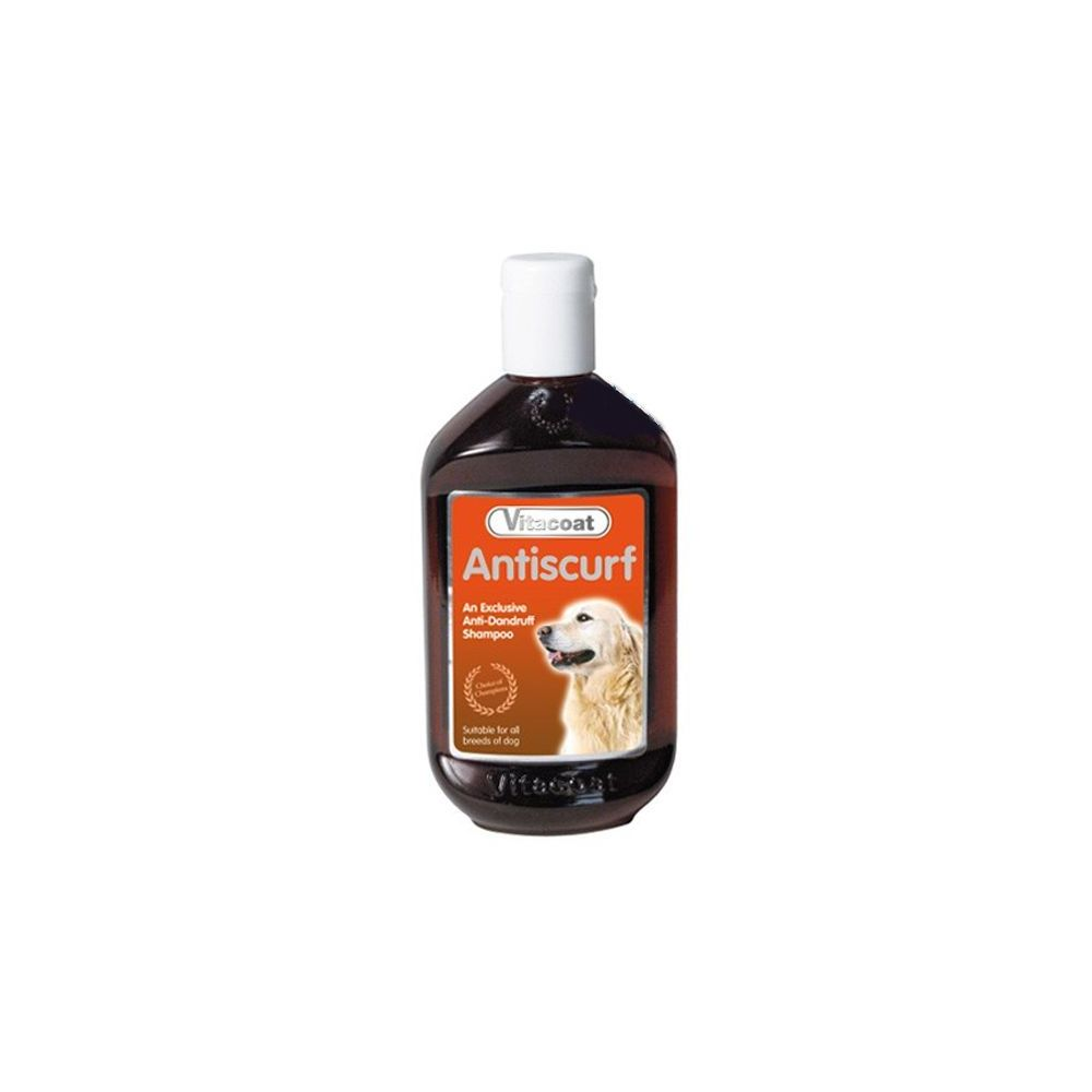 Vitacoat Champú Antiscurf (Anti caspa) para perros  250 ml