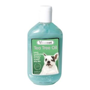 Vitacoat Tea tree Oil Champú para perros 250 ml