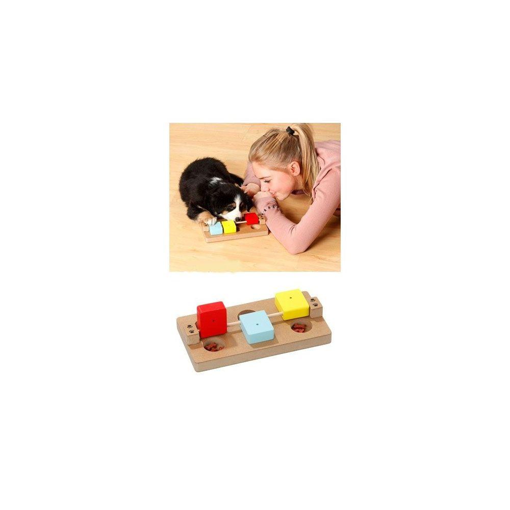 Juguete de Inteligencia para perro Karlie Rocky