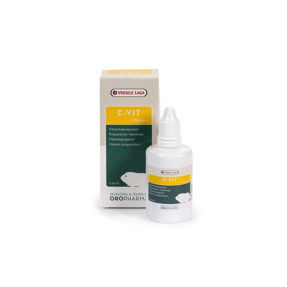 Oropharma C-Vit de Versele-Laga Multivitaminico Cobayas 50 ml