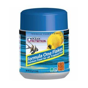 Ocean Nutrition Formula One Flakes, alimento en escamas para peces marinos