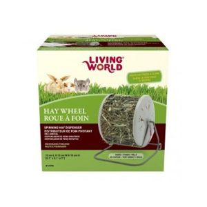 Rueda dispensador de Heno Living World