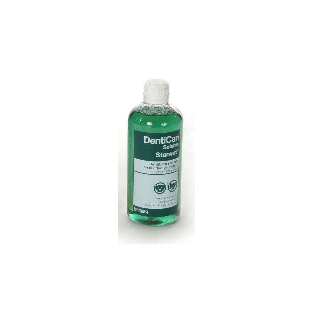 Stanvet Dentican, Dentrífico soluble en agua  para perros y gatos 250 ml