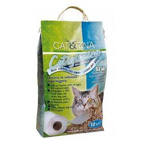 Record Cat&Rina Granulos de Papel Reciclado para Gatos y Roedores
