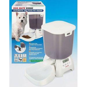 Comedero automático dosificador Dog Mate D3000 para perros y gatos