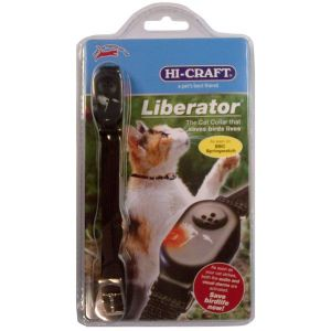 Hi-Craft Liberator Collar de Gatos para proteger a las aves