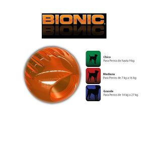 Bionic Ball Pelota Indestructible para Perro