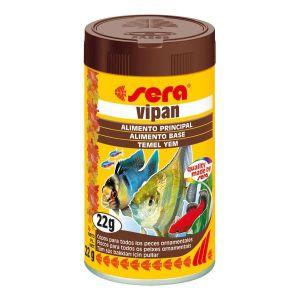 Sera Vipan, alimento en escamas 100ml 22gr
