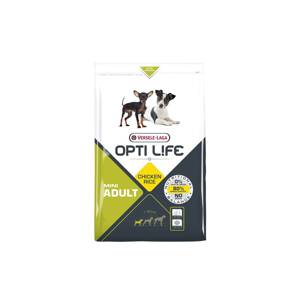 Pienso Opti Life Adult Mini 7.5 kg
