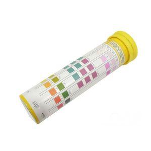 Sera Quick Test 5 test en 1 Rapido y Sencillo test de Tiras para Acuario de Agua Dulce o Estanque