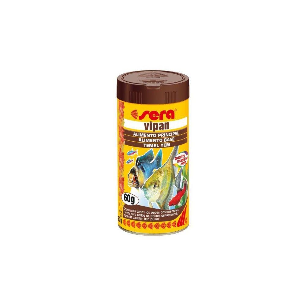 Sera Vipagran, alimento en granulos 250ml