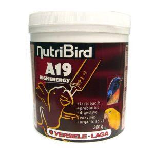 Versele Laga Nutribird A19 Papilla para la cria a Mano de Loros 800 GR