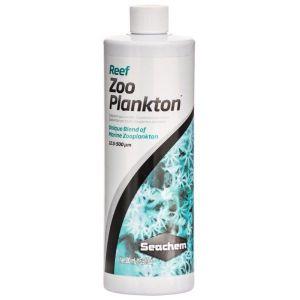 Seachem Reef ZooPlankton 250 ml Alimento para Corales e Invertebrados