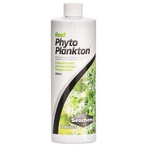 Seachem Reef PhytoPlankton 250 ml Alimento para Corales e Invertebrados