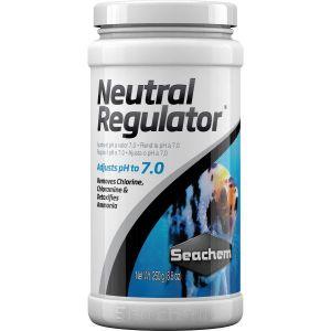 Seachem Neutral Regulator para Acuarios de Agua Dulce 250 Grs. Ajusta el Ph a 7.0