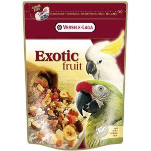 Exotic Fruit para Loros (600g)