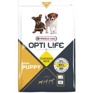 Pienso Opti Life Puppy Mini 2,5 kg