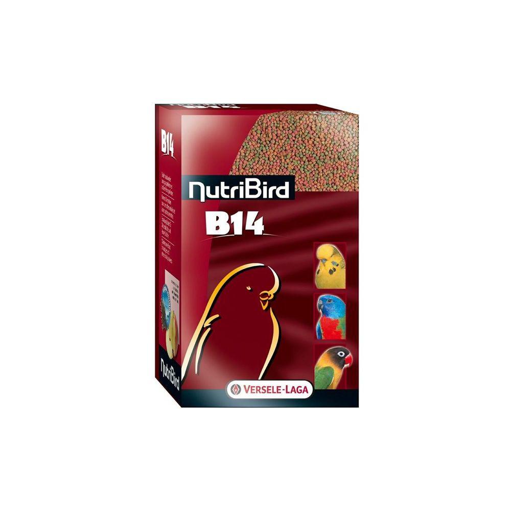 Nutribird B14 para periquitos, agapornis y cotorras (800g)