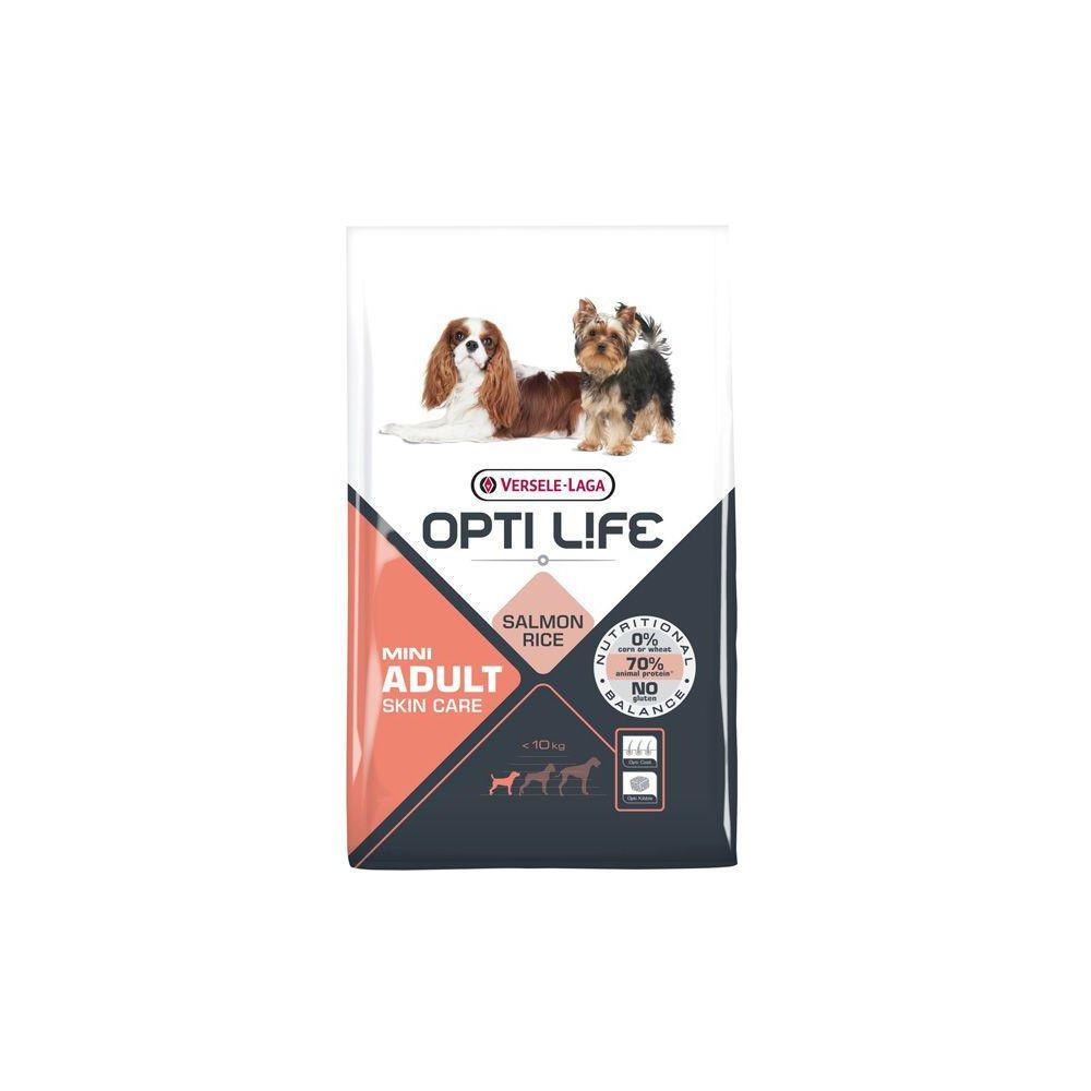 Pienso Opti Life Mini Salmón 7.5kg